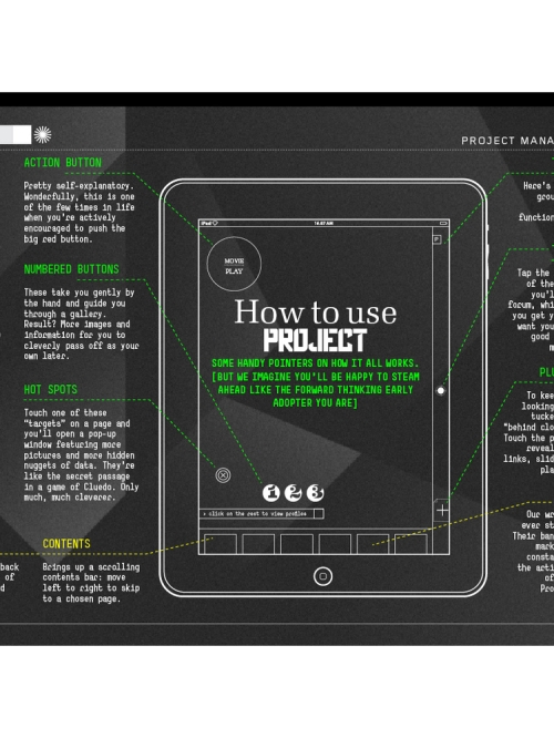 Projectpage