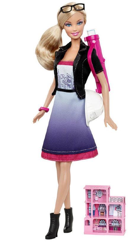 Barbie_architect