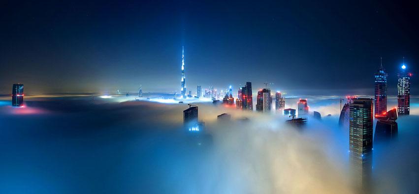 Dubai, crédit photo Sébastian Optiz