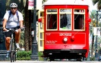 tram cab New Orleans