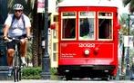 tram cab New Orleans