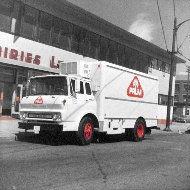 quand un camion devient le concept d'un Square...