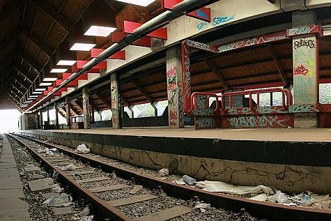 Ligne fantôme du métro léger de Charleroi