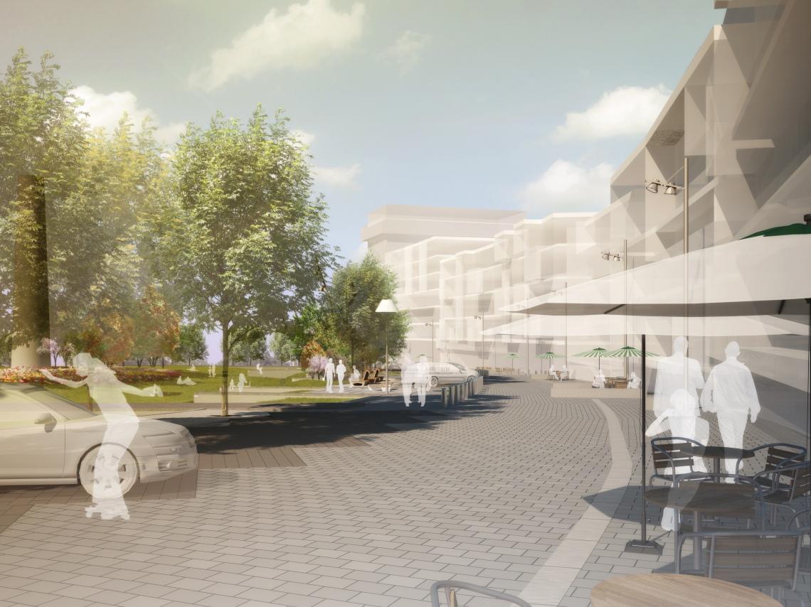Le Parc BOCH, architecte urbaniste SKOPE