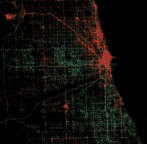 chicago rich and poor mobile