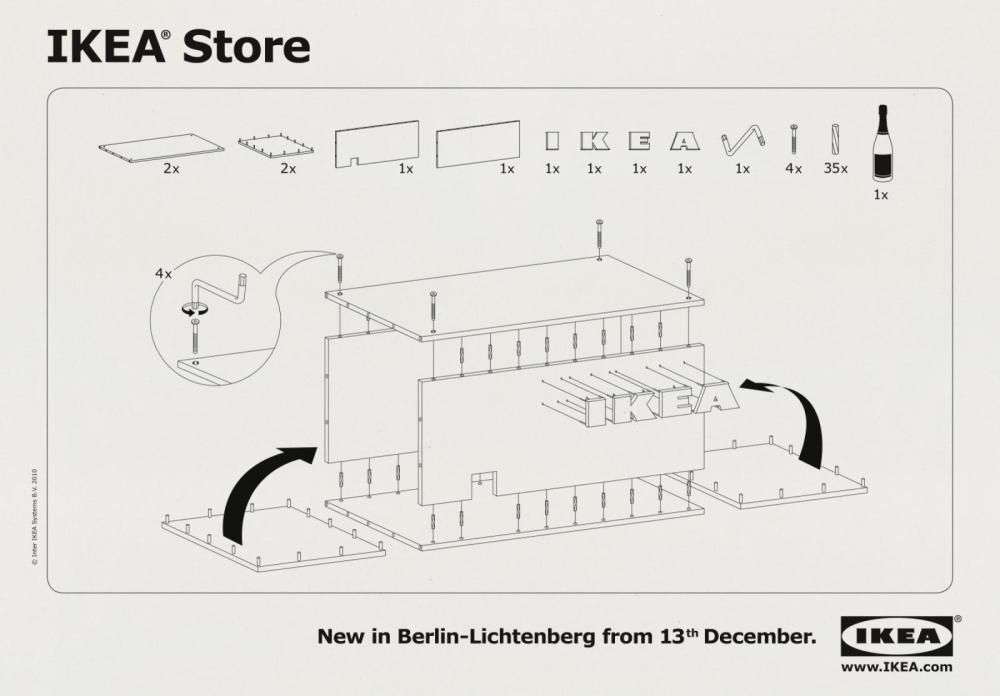 IKEA LOCATION : THE KNIGHT STRATEGY (1/3)