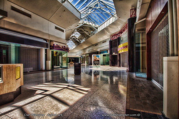 abandonned malls