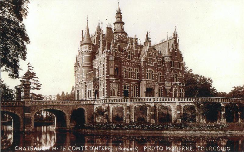 chateau industirel