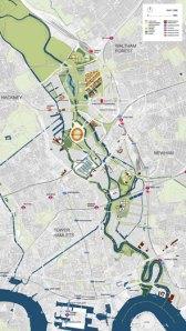 London Olympics Masterplan