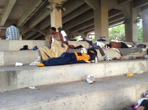 Houston's Homeless, gobeyondblog.com
