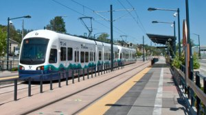le Link Light Rail, Seattle