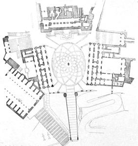 Piazza del Campidoglio - 1536-1588, Michelangelo y Giacomo Della Porta