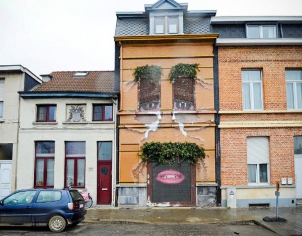 La maison qui pleure, Antwerpen