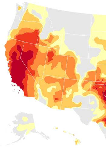 Rate of Drought, The NY Times