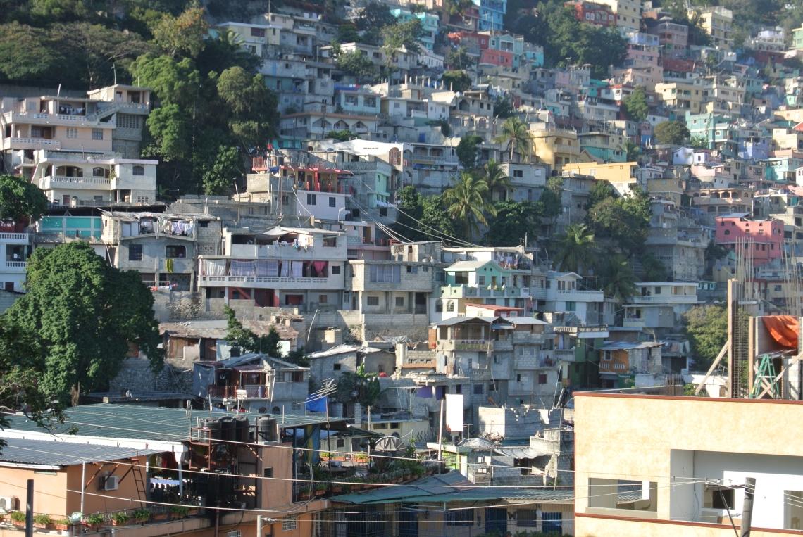 Haïti, Pétion ville, Pascal Simoens