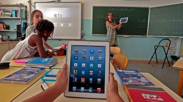 enfants numériques
