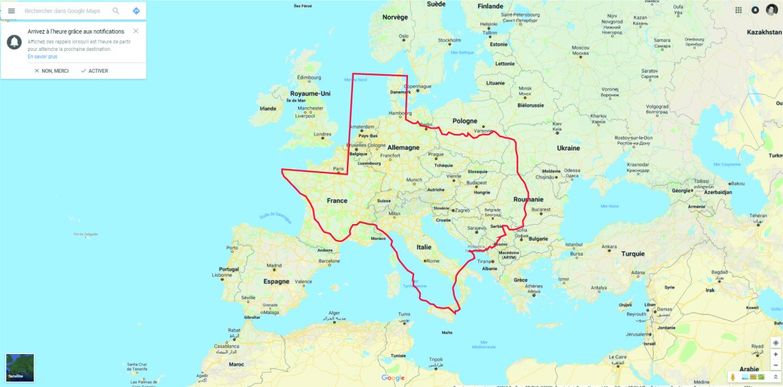 texas europe